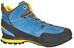 La Sportiva Boulder X Mid - Calzado - gris/azul